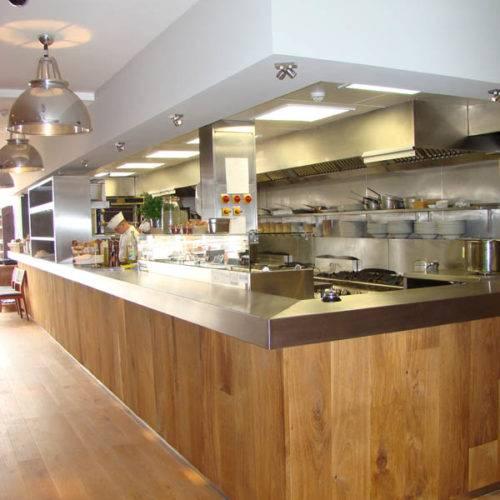 bar design & manufacture