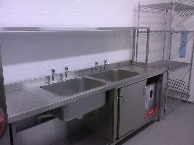commercial kitchen fitting